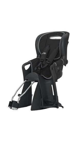 Römer Britax Jockey Comfort Kindersitz schwarz/grau